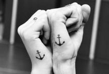 Tattoos / by Mo' Diguidine