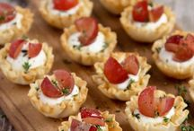 Small Bites - appetizers