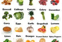 ... foods ...