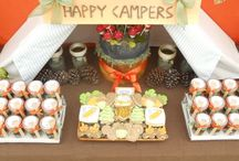 Glamping / Camping parties and more.