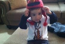 KID LIKE HATS TOO!!