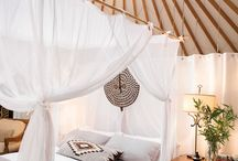Time to build a home / Yurts and decorating, designing and building