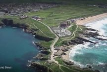 Videos of Cornwall / See some of our favourite videos of the beautiful surroundings near Beachside Holiday Park