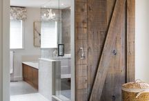 Bathrooms / inspiation&ideas for bathroom spaces