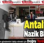Antalya da Nazik Bir Hırsız