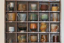 Mug storage