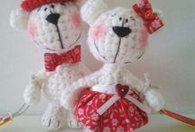 Crochet toys - www.stokrotki-dwie.blogspot.com / www.stokrotki-dwie.blogspot.com