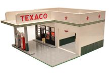 Lego fuel station