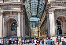 Milan, Italy / June-July 2014 #photos of #Milan #Italy