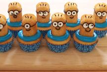 minion birthday party / by BevaStyles