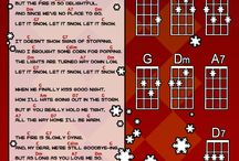 chords for my love