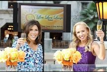 Show Episodes / Recent episodes of Live Love Laugh Today with Linda Cooper and Susie McAuley. For more, visit: www.livelovelaughtodaytv.com.