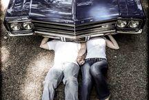 Car weddings and halloween