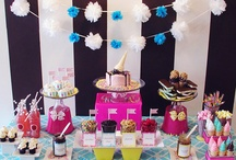 Kelly's birthday party / by Kati Craig
