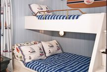 Kids room ideas / Ideas for redecorating the kids rooms