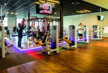 StudiOzo Sport & Wellness / Design voor sport en wellness clubs