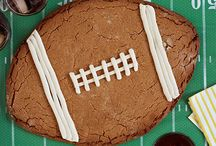 FOOTBALL / Recipes for football game