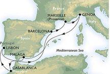 Cruise: Genoa -Malaga-Casablanca...