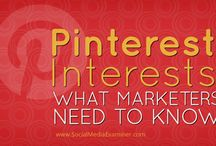 Pinterest Marketing / How to get more repins, customers and traffic from your Pinterest efforts.