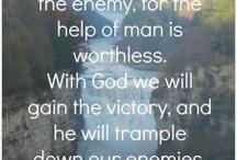 God inspires