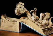 Beautiful Things To Do WIth Books / by sarahsalway