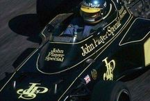 Ronnie Peterson / The amazing F1 driver that died in a tragic accident at Monza in September 1978