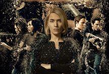 Divergent 2 / Dit bord gaat over het boek divergent 2 (insurgent).