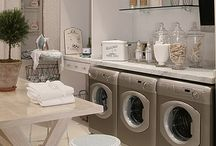 Laundry/Mud Rooms / by Brooke Wise