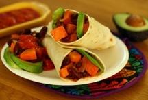 VEG* - wraps, taco's, quesedilla's, ...