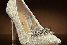 Ivanka Trump Bridal Shoes