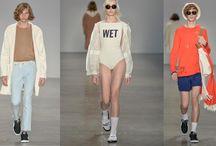 Passarelas FASHION WEEKS / Todas a ultima tendencias das Semana de Moda Pelo mundo a fora