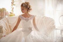 Menyasszonyi ruhák / esküvő, wedding, bridal dresses