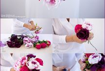 Wedding flower/decor / by Emily Whitaker