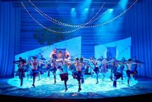 Mamma Mia the Musical and Fire & Stone Restaurant Review / Here's another treat! MAMMA MIA has been going for 15 years in London's West End, and the cast are still giving this show a sharp edge. This review has been combined with the Pizzeria in Covent Garden - FIRE & STONE restaurant
