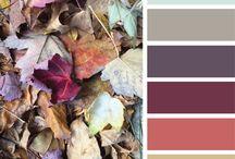 Interior Colour Palettes