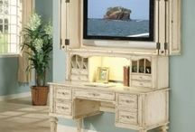 Muble Tv Shabby Chic