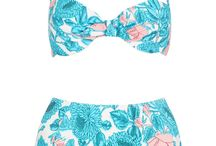 Fashion: swimwear