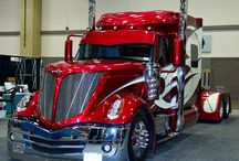 Amazing and Cool Big Rig Trucks / Awesome Semi-Trucks, Big Rigs, Tractor Trailers