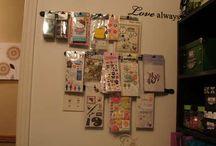 Ways to get organized / by Renee Mason Osmond