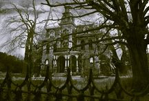 Beautifully Creepy Places / by Kaitlyn Lak