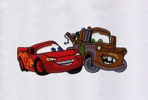 Vehicle Embroidery Designs