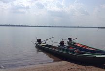 Landscape / Enjoy the scenery of the Mekong River and Kratie Province !