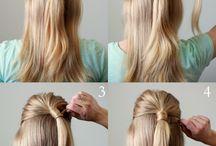 saçını kendin yap