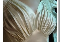 40's wedding dress