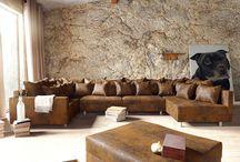Das neue Clovis Modularsystem / Dieses Sofa wächst mit Deinen Ansprüchen! Stetig erweiterbar, mit Hocker oder Armlehne - Du hast immer eine Wah! www.delife.eu