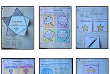 Interactive notebooks / by Carrie Jolly