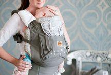 Nošení dětí v dnešní době... / ... moderně, slušivě a při zachování maximálního komfortu jak pro dítě, tak i nositele.