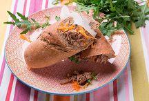 Συνταγές για Σάντουιτς & Μπέργκερς