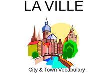 French city vocab