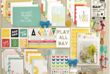 June 2015 This Life Noted by Scraptastic Club / Projects Created by design team members using the Scraptastic Club June 2015 This Life Noted kit
